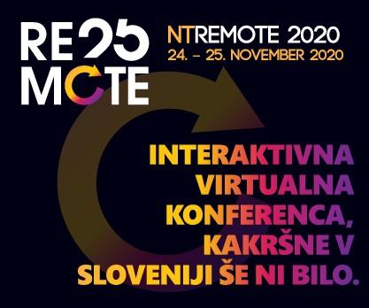 Virtualno doživetje, kot ga v Sloveniji še ni bilo.