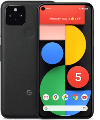To je novi Google Pixel 5!