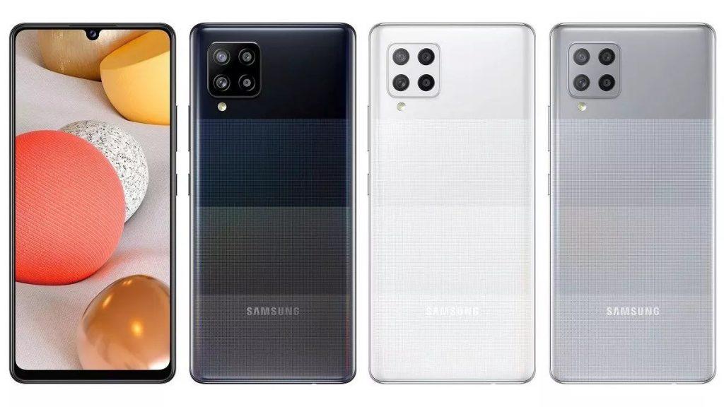 Pametni mobilni telefon Samsung Galaxy A42 5G za malo denarja ponuja veliko!
