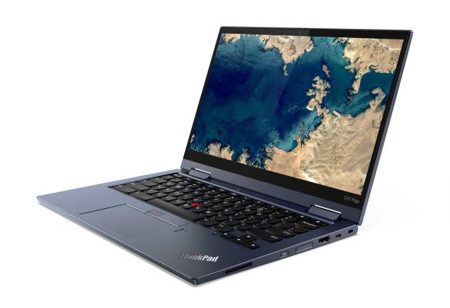 Novi Lenovo Thinkpad C13 Yoga nas zagotovo ne bo pustil na cedilu!
