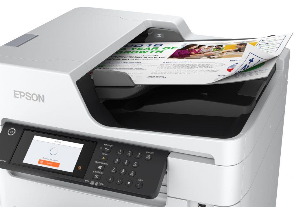 Epson dokazuje, da je tudi tiskanje velikega obsega lahko izjemno dostopno.