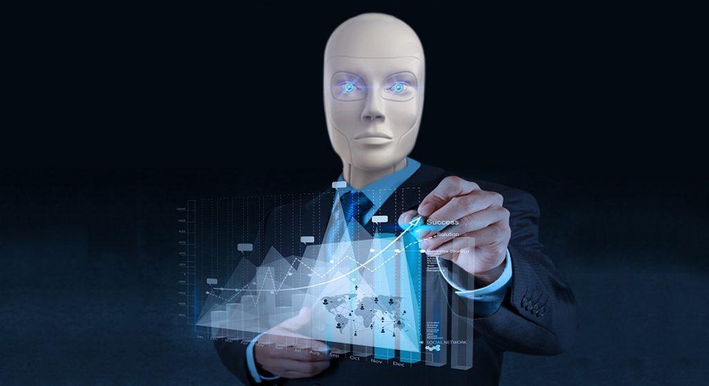Podjetja 20 % prihodkov pripisujejo uporabi umetne inteligence