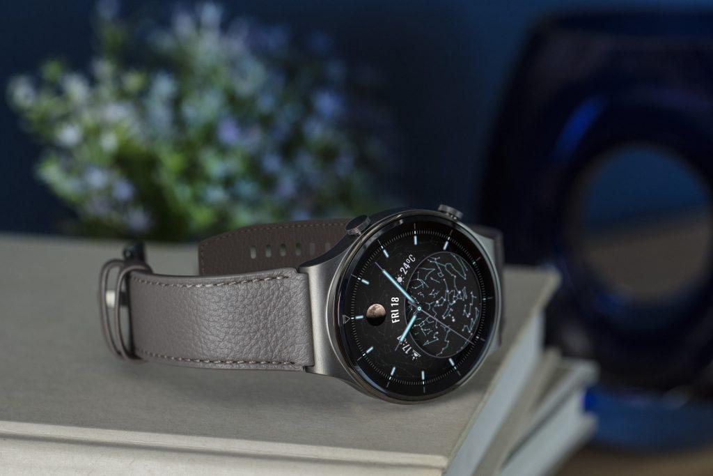 Naj postane pametna ura Huawei Watch GT 2 Pro vaš zdravstveni spremljevalec