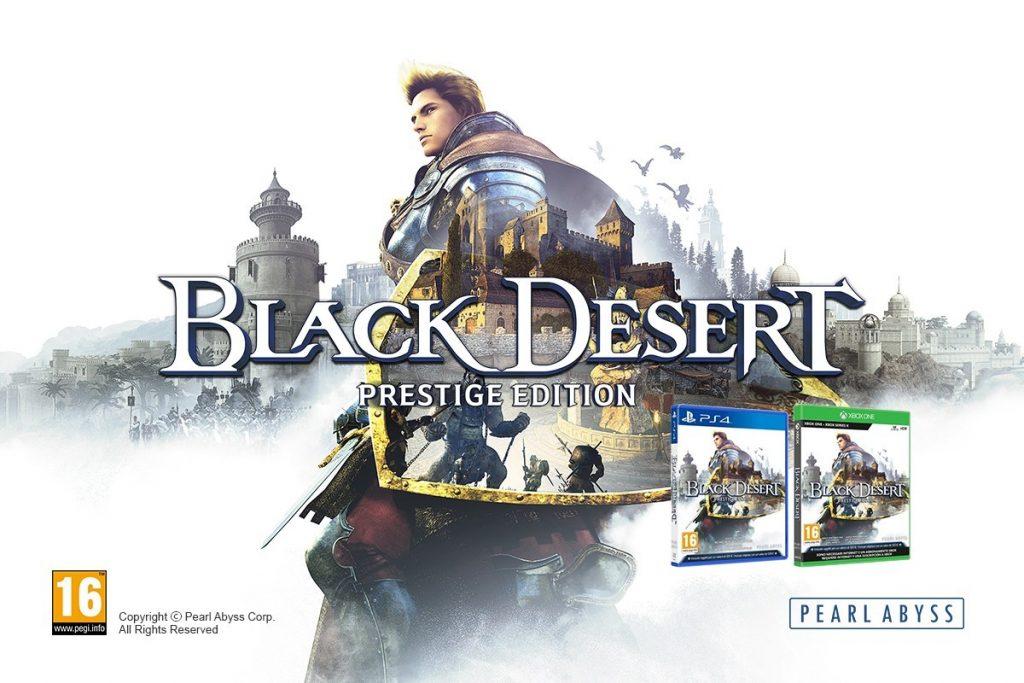 Black Desert – Prestige Edition