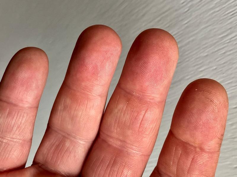 Izboljšajte prepoznavanje prstnih odtisov na telefonu