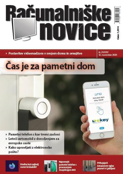 Nova številka revije: Čas je za pametni dom