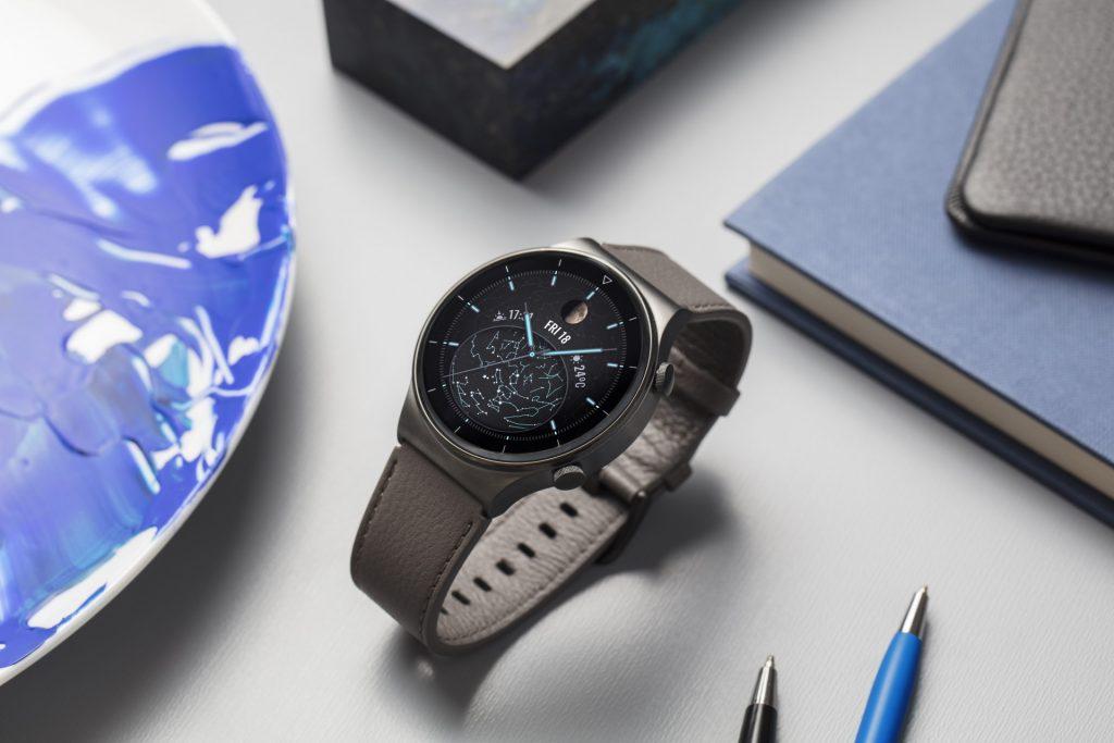 Huawei Watch GT 2 Pro je popolna partnerka za naprave Android in iOS