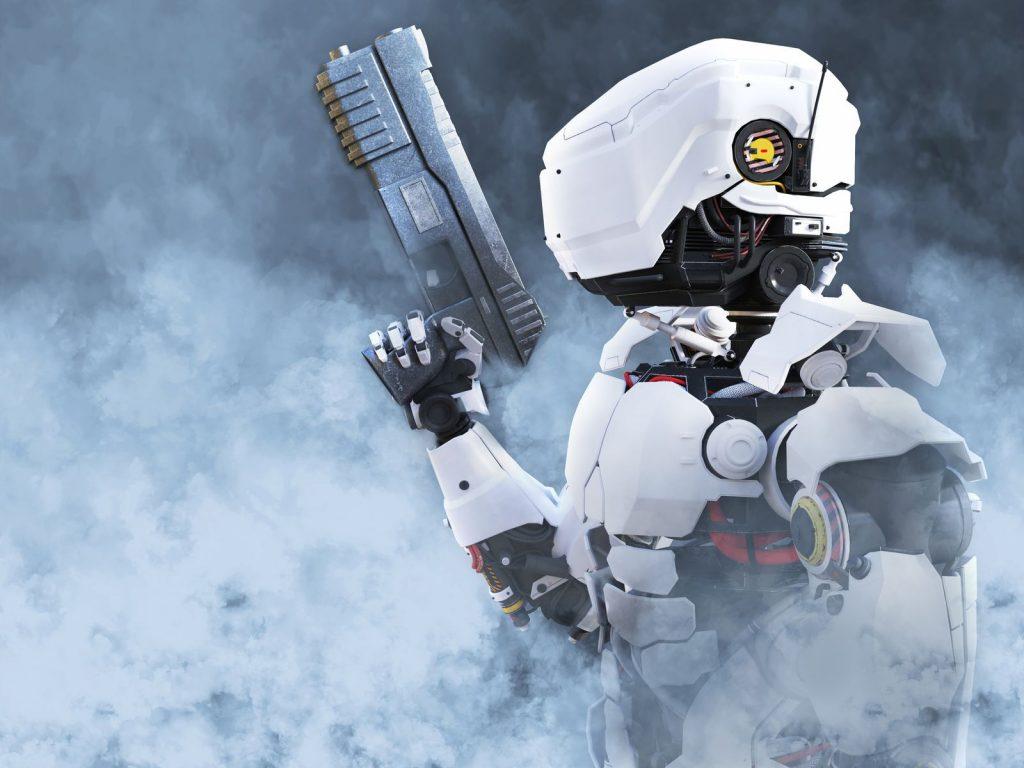 Britanska vojska naj bi imela do leta 2030 kar 30 tisoč naprednih robotov.