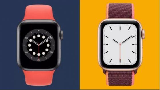 Primerjava: Apple Watch 6 in Watch SE
