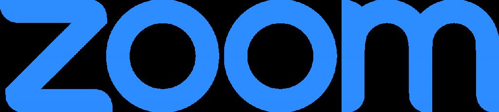 Zoom logotip