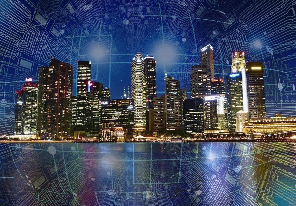 Do leta 2025 bo na svetu 26 pametnih mest