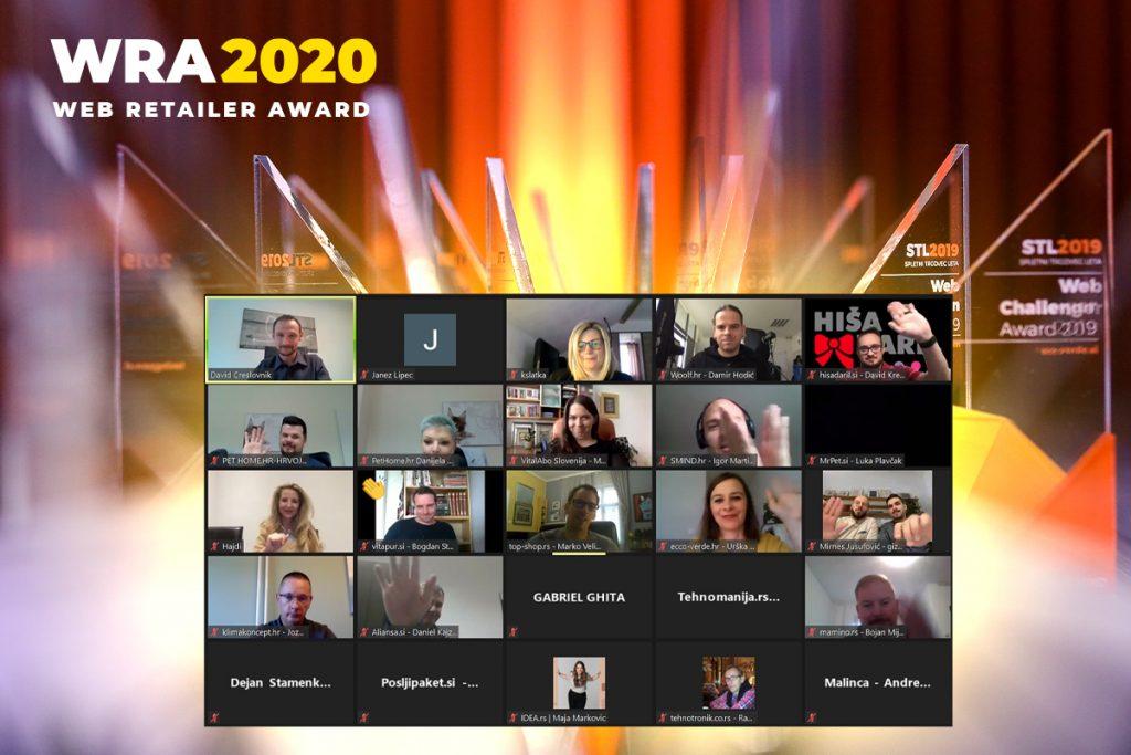 Photo: Web Retailer Award 2020