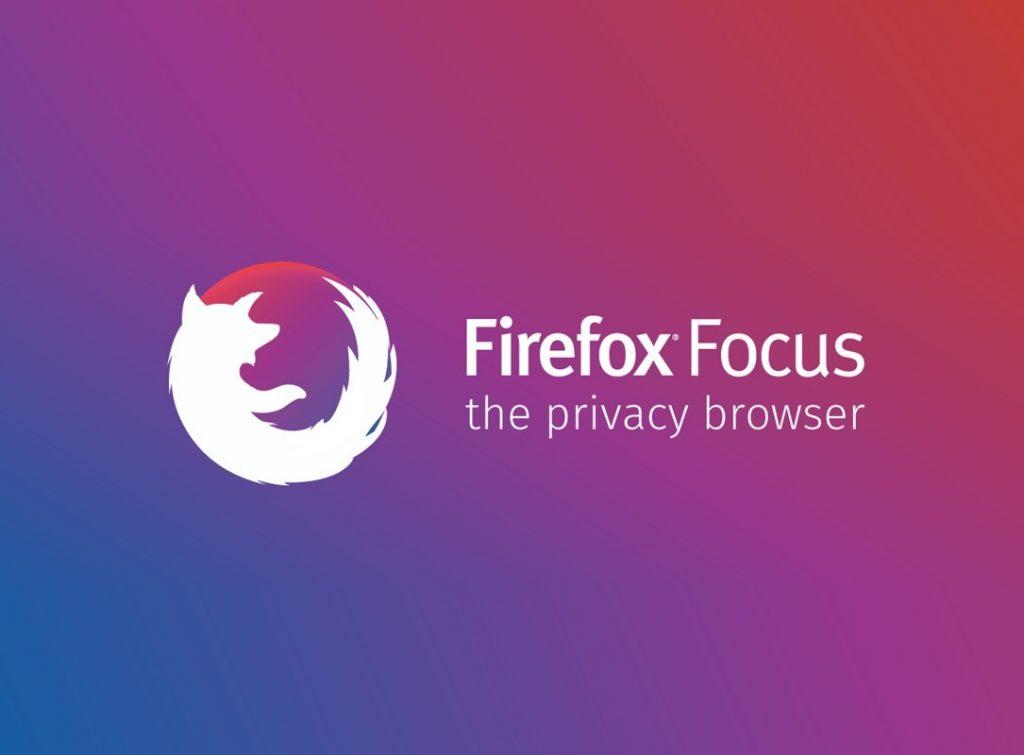 Mobilni spletni brskalnik Firefox Focus bo poskrbel za vašo zasebnost.