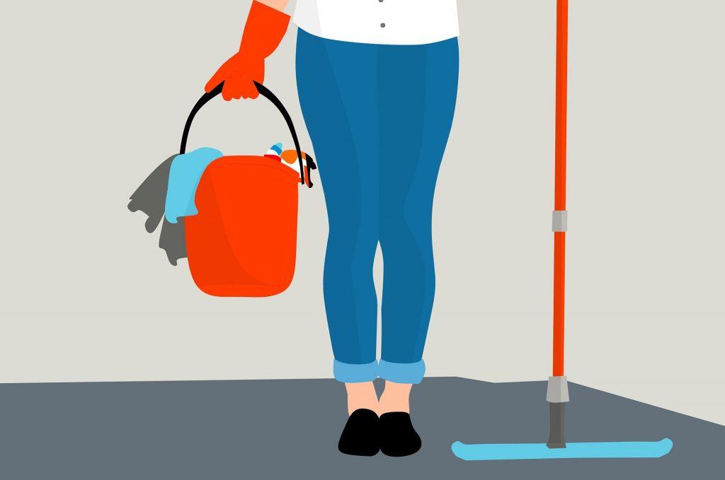 7 aplikacij, s katerimi bo čiščenje in pospravljanje vašega doma postalo zabava