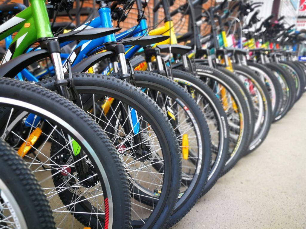 Izbor pravega kolesa ni več tako preprost, kot je bil nekoč