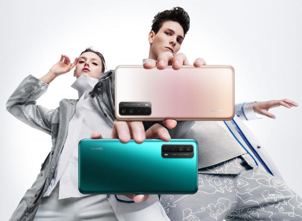 S telefonom Huawei P smart 2021 bodo vse fotografije nepozabne