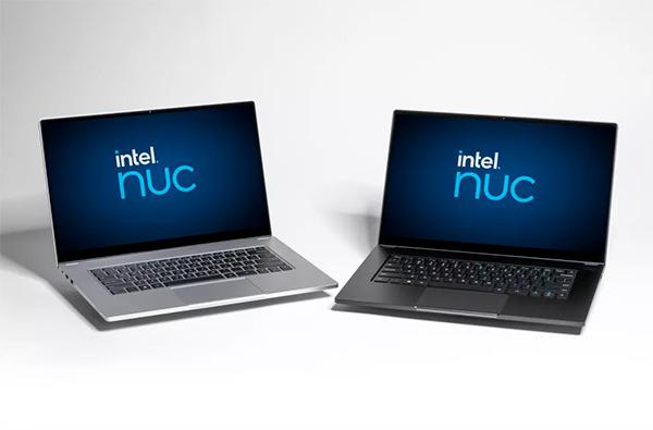 Prenosniki Intel NUC M15 Laptop Kit se bodo brez težav kosali z izdelki vodilnih proizvajalcev prenosnih računalnikov.
