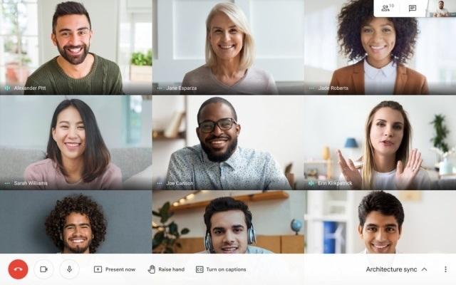 Zamenjava ozadja v videokonferenčni storitvi Google Meet vas bo zagotovo takoj prevzela.