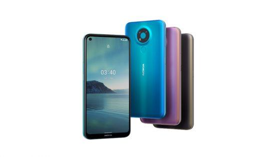 Zanimiva Nokia 3.4 je lahko naša že za zgolj 179 evrov.
