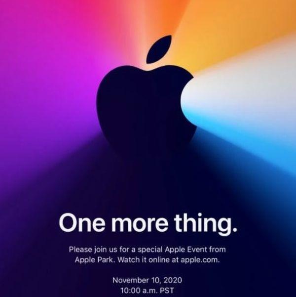 Podjetje Apple naj bi lastni procesor s sredicami ARM predstavilo 10. novembra.