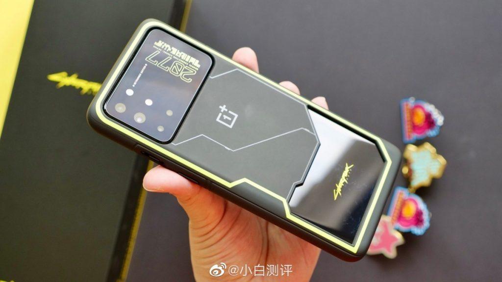 Novi OnePlus 8T Cyberpunk 2077 Edition bo izgledal naravnost fantastično!