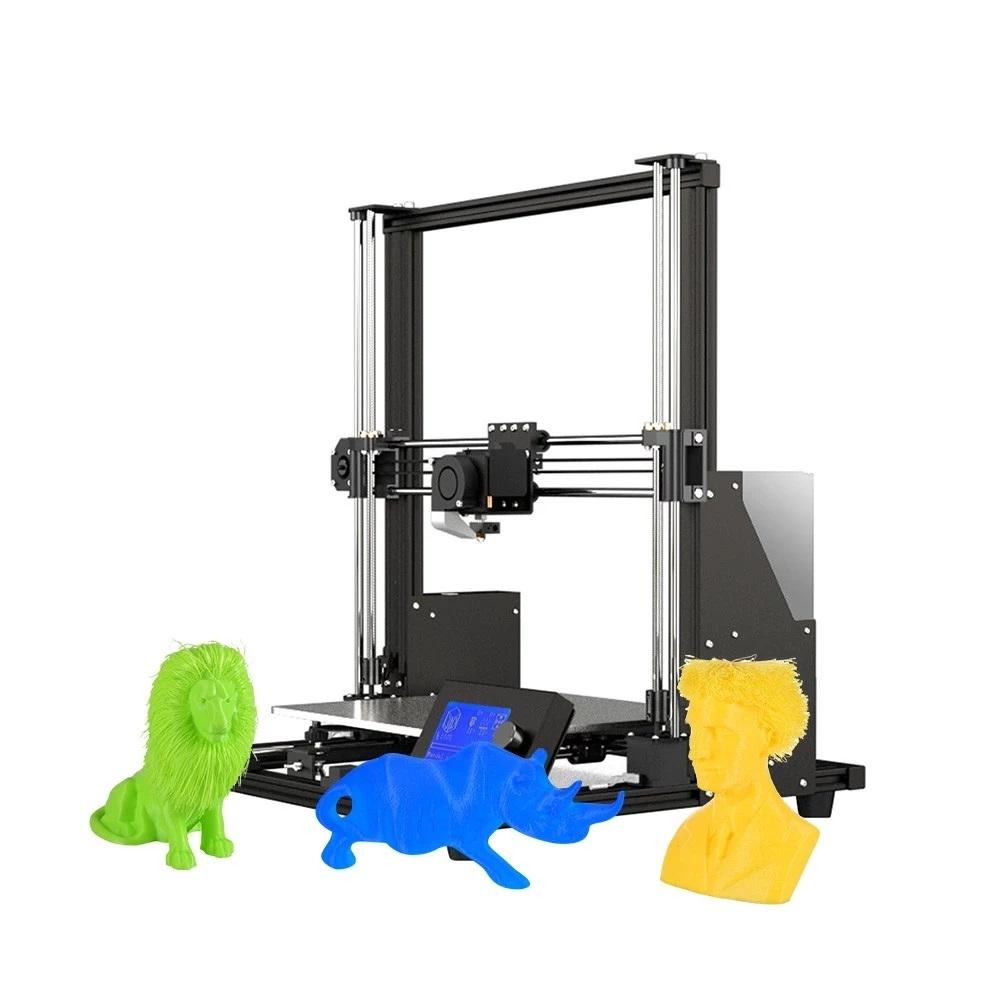 3D tiskalnik Anet A8 Plus za nizko ceno ponuja izjemno veliko!