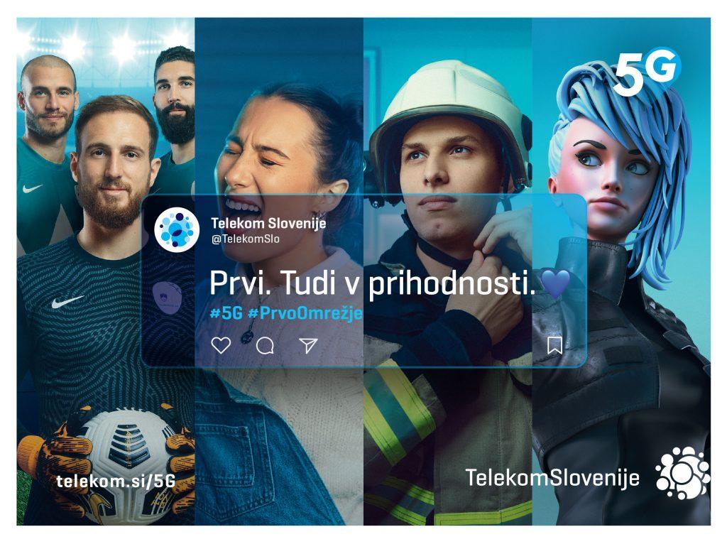 Mobilno omrežje Telekoma Slovenije je več kot 70 % bolj obremenjeno kot v enakem obdobju lani