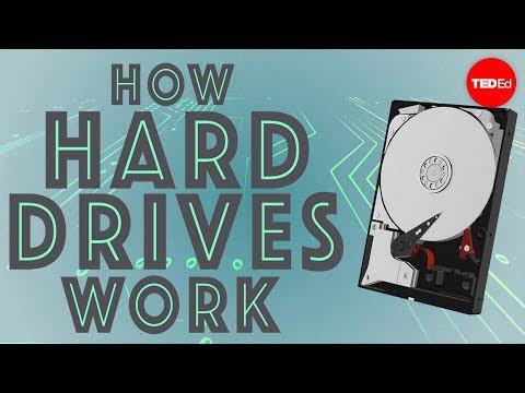 Kako deluje trdi disk?