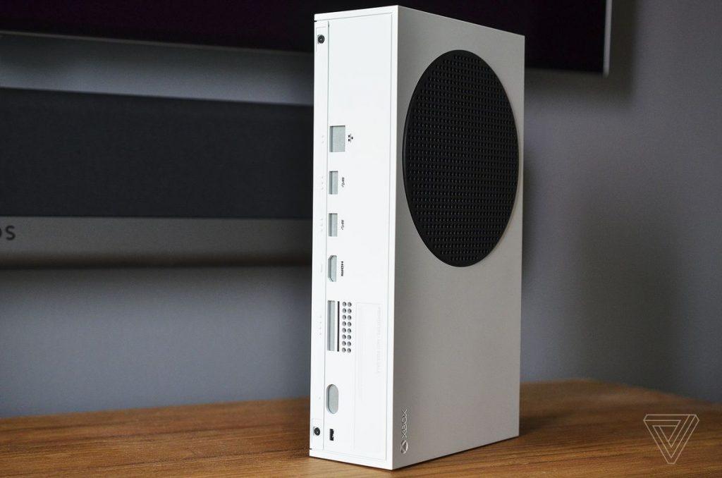 Igralna konzola Xbox Series S za malo denarja ponuja veliko!