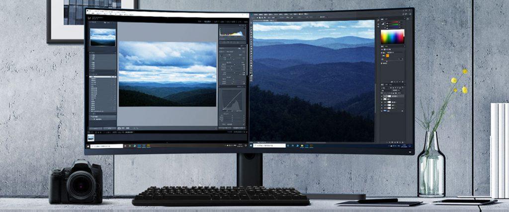 Ultra široki monitorji