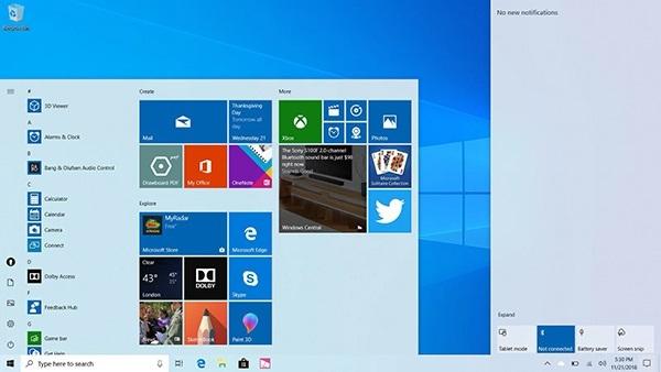 Posodobitev October 2020 Update za Windows 10 prinaša številne uporabne novosti.