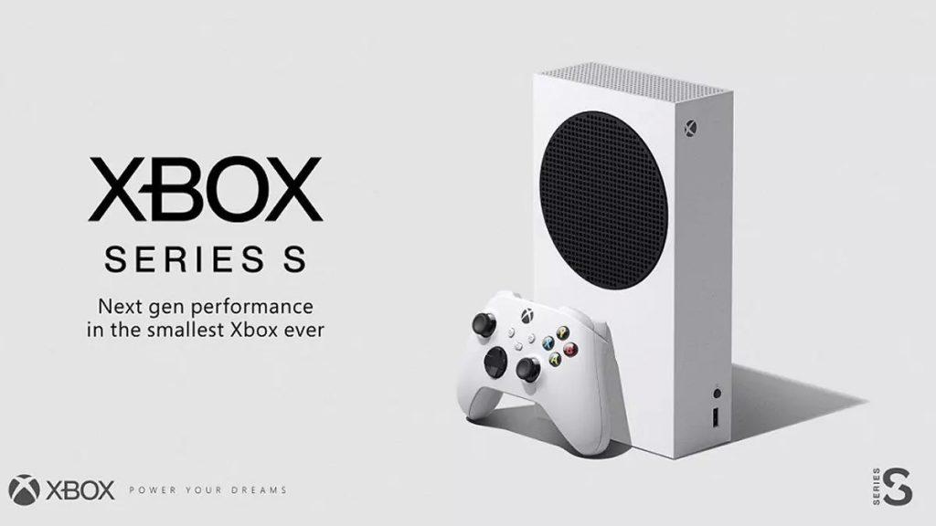 Microsoft Xbox Series S bo najmanjša igralna konzola Xbox doslej!