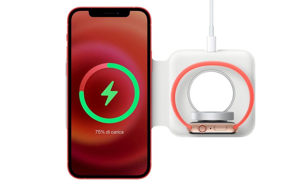 Apple MagSafe Duo je vrednoten na kar 149 evrov.