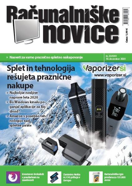 Nova številka revije: Splet in tehnologija rešujeta praznične nakupe
