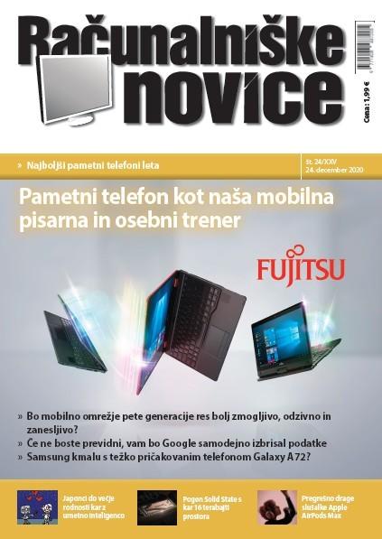 Nova številka revije: Pametni telefon kot naša mobilna pisarna in osebni trener