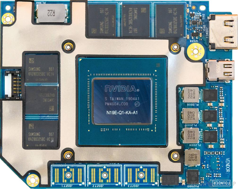 Prvi prenosnike z grafičnimi karticami Nvidia GeForce RTX 3000 lahko pričakujemo še pred pomladjo.