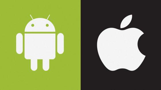 Android vs. iOS: Kateri operacijski sistem je boljši? (1. del)