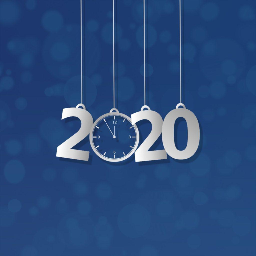 Leto 2020 v številkah