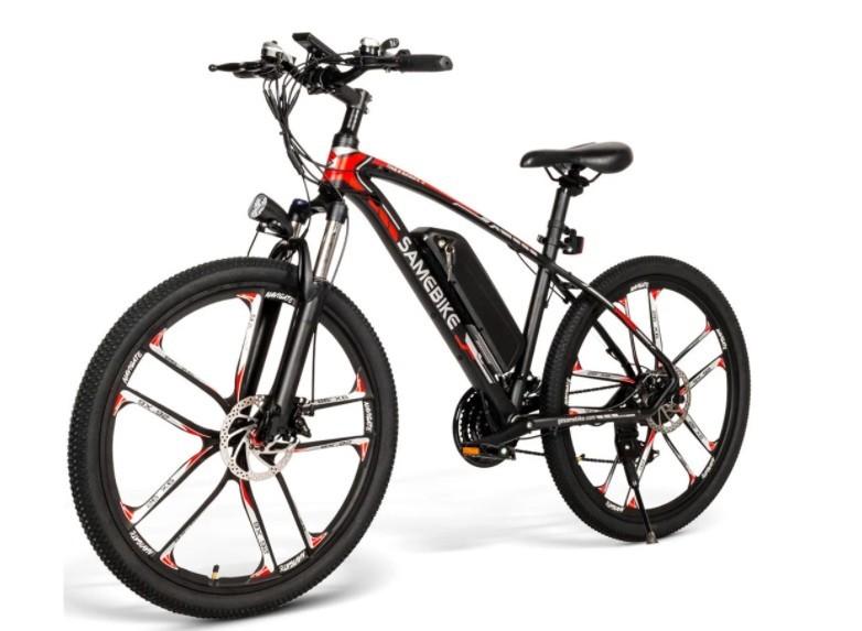 Električno kolo Samebike MY-SM26 Electric Bike je lahko vaše že za 722,99 evrov.