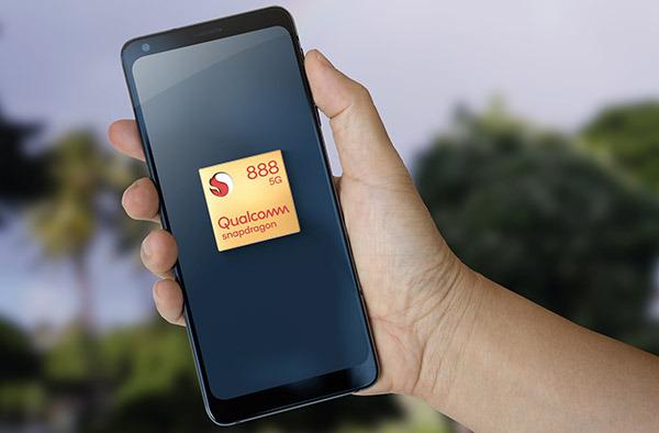 Prvi pametni mobilni telefon opremljen z novim procesorjem Qualcomm Snapdragon 888  pa bo Xiaomi Mi 1.