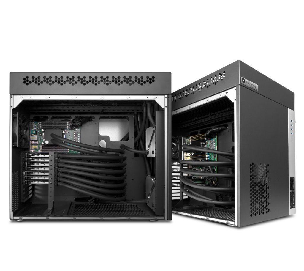 EK Fluid works Compute serija