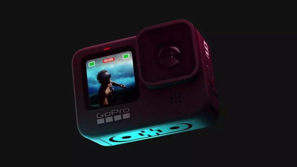 Akcijska kamera GoPro HERO9 Black je podjetje GoPro rešila iz finančnih težav.