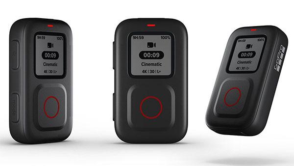 Daljinski upravljalnik GoPro The Remote poenostavja upravljanje z akcijskimi kamerami GoPro.