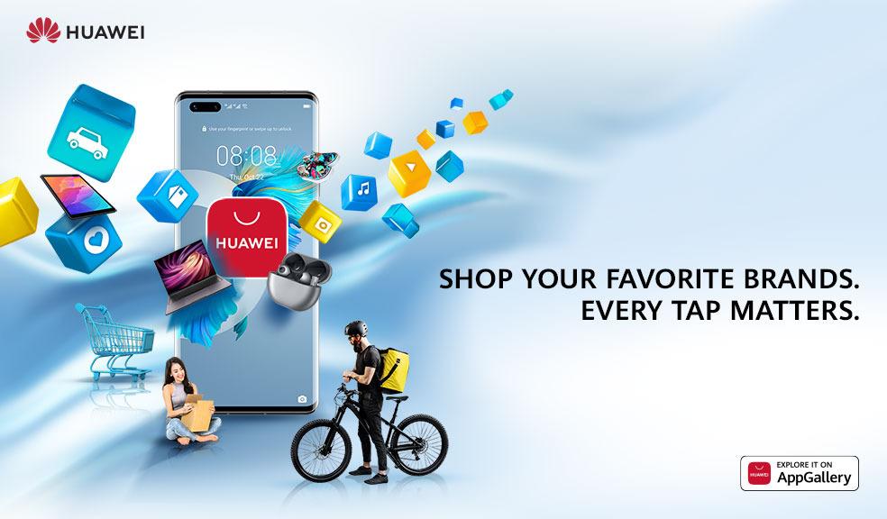 Huawei s spodbudo za ponudnike aplikacij v trgovini AppGallery