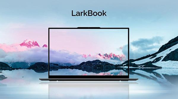 Prenosnik Chuwi LarkBook se ponaša tako s kompaktno obliko kot nizko težo.