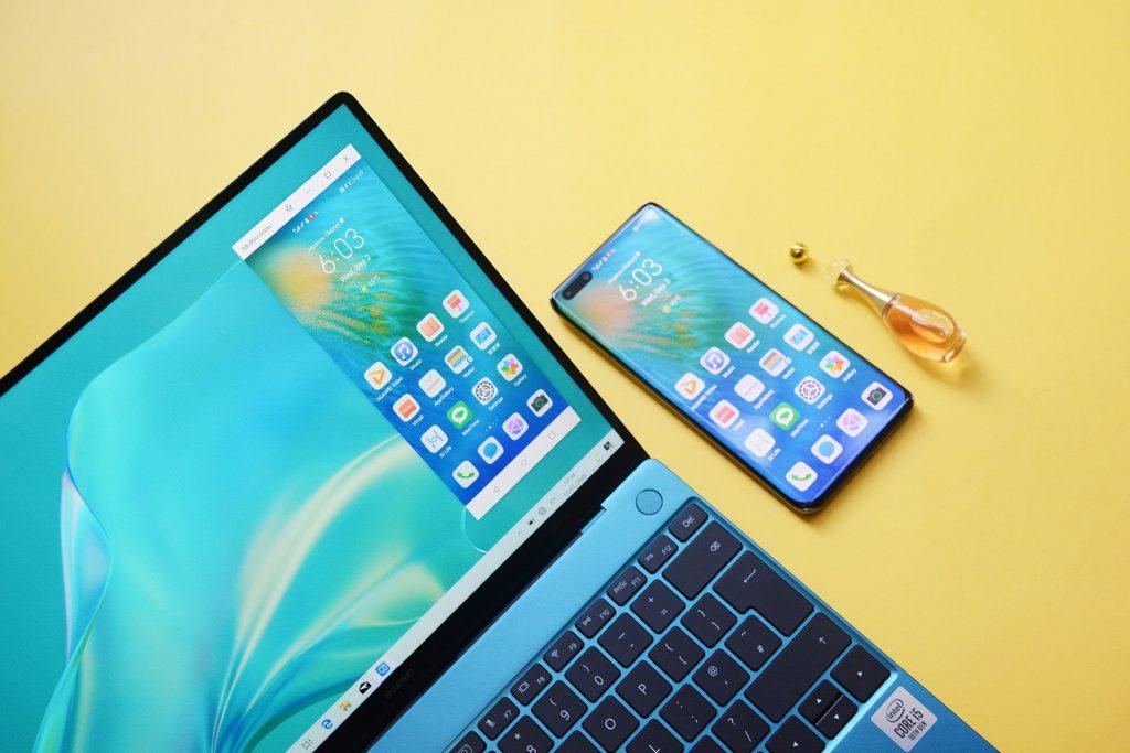Spoznajte popoln par – Telefon Huawei P40 in prenosni računalnik MateBook X Pro
