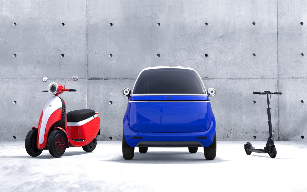 Podjetje Micro med drugim razvija nadvse zanimiva vozila, kot sta na primer e-Bike in t. i. bubble car Microlino 2.0, ki bi lahko v bližnji prihodnosti igrala na cestah vidno vlogo, predvsem na relaciji dom-služba.