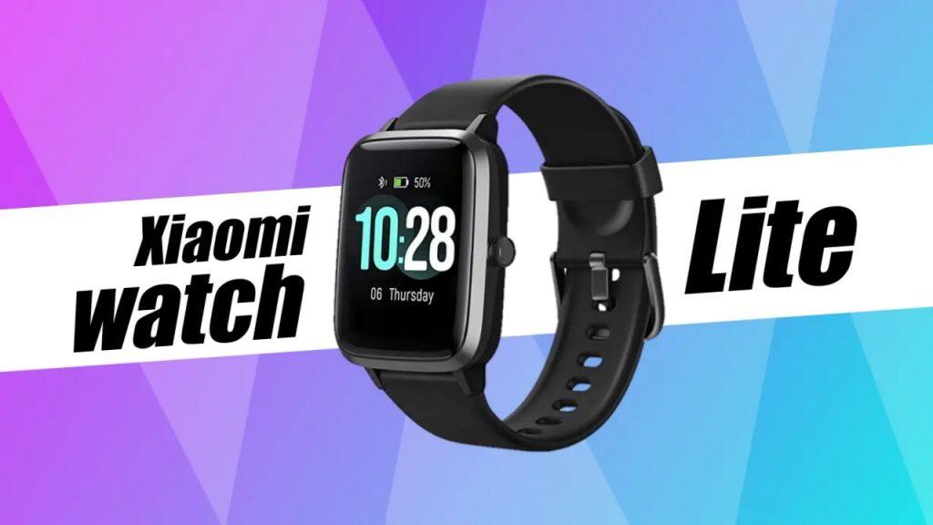 Pametna ročna ura Xiaomi Mi Watch Lite za malo denarja ponuja veliko!