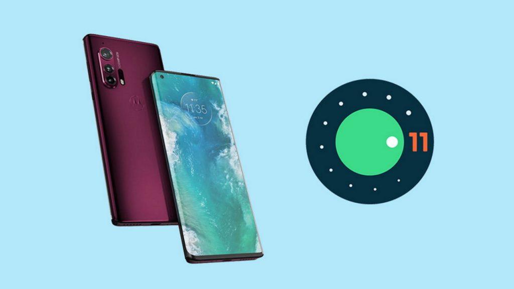 Android 11 bo prejelo kar nekaj mobilni naprav Motorola.