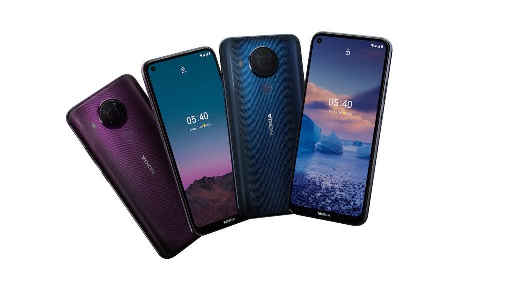 Bodi sam svoj šef z novim telefonom Nokia 5.4